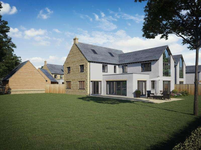 5 Bedrooms Detached House for sale in The Spinney, Akeman Spinney, Kirtlington, Kidlington, Oxfordshire