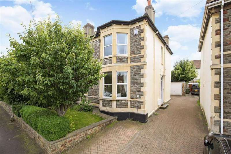 4 Bedrooms Semi Detached House for sale in Chesterfield Road, Bristol