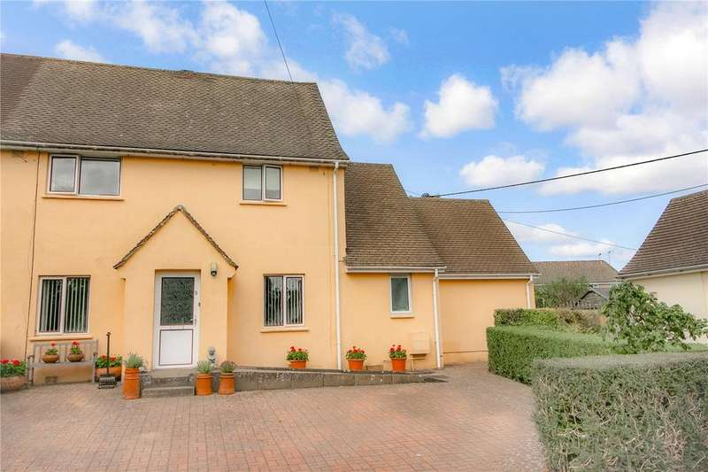 4 Bedrooms Semi Detached House for sale in Highfield Road, Tetbury, GL8