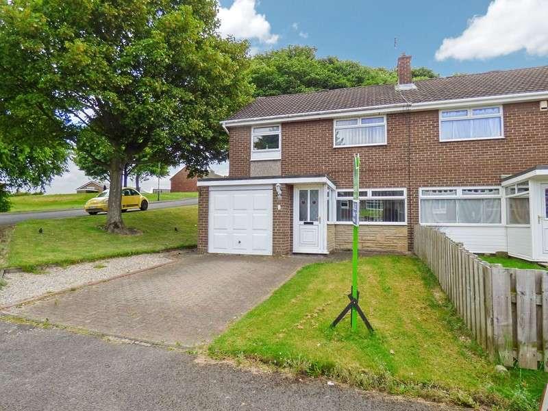 3 Bedrooms Property for sale in Brackenridge, Burnopfield, Newcastle upon Tyne, Durham, NE16 6LH