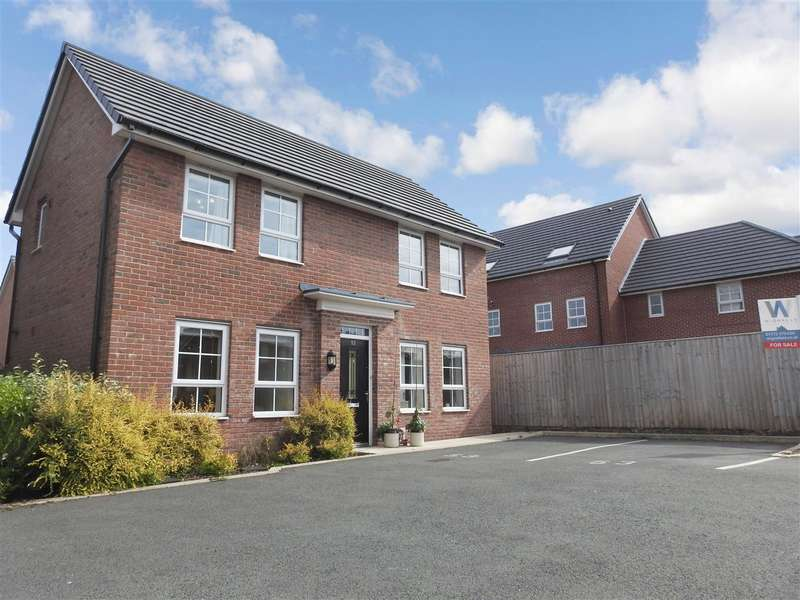 3 Bedrooms Detached House for sale in Townsend Drive, Buckshaw Village
