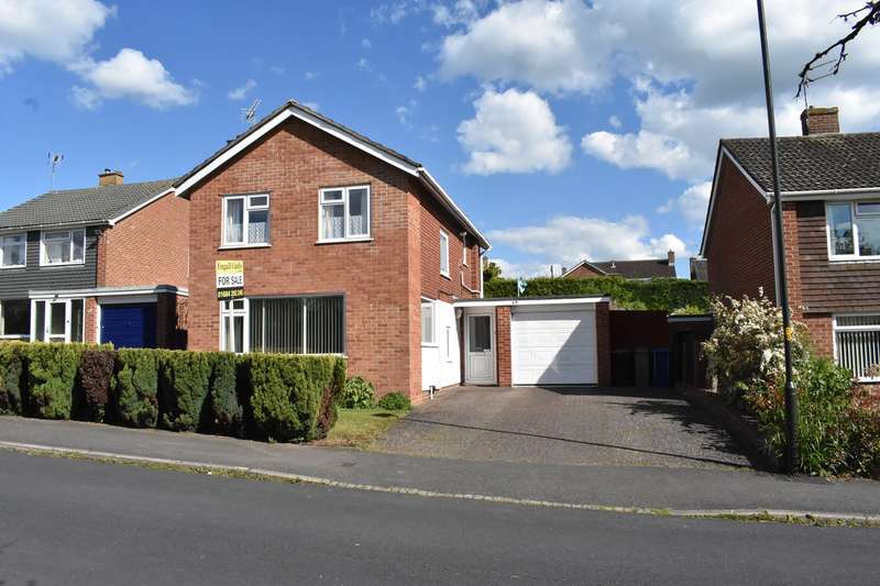 3 Bedrooms Detached House for sale in Digby Drive, Tewkesbury, GL20