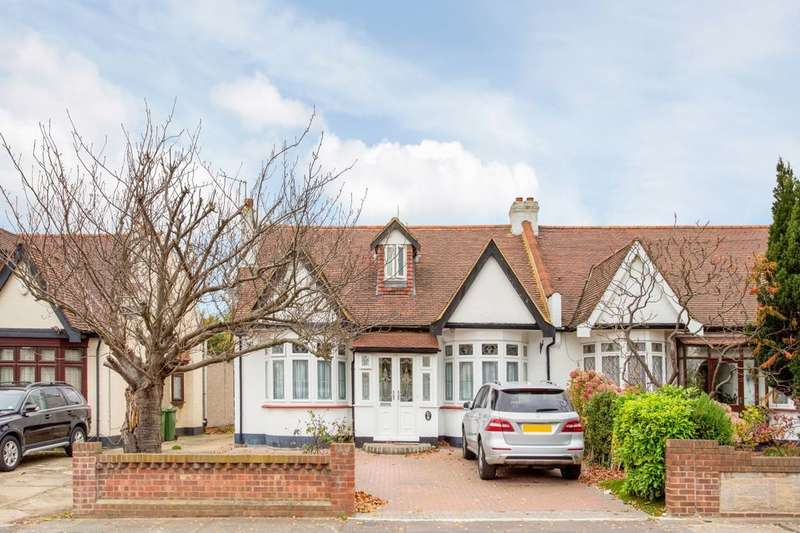 5 Bedrooms Semi Detached Bungalow for sale in Levett Gardens, Seven Kings, IG3