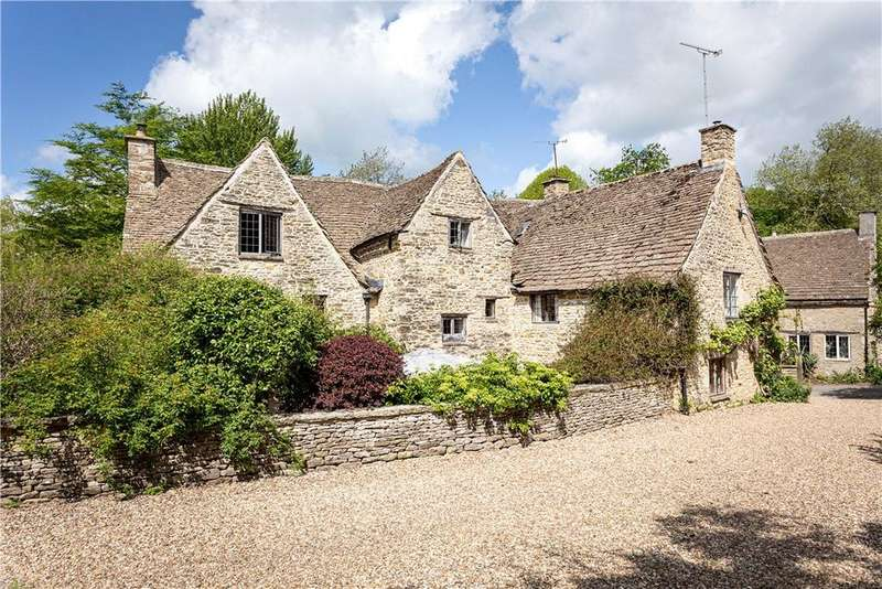 5 Bedrooms Detached House for sale in Wortley, Wotton-under-Edge, Gloucestershire, GL12
