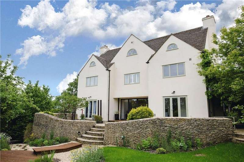 6 Bedrooms Detached House for sale in Nympsfield Road, Forest Green, Stroud, Gloucestershire, GL6