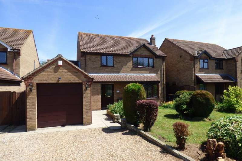 4 Bedrooms Detached House for sale in Wootton, Beds, MK43 9JA