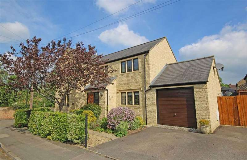 4 Bedrooms Detached House for sale in Stoke Road, Bishops Cleeve, Cheltenham, GL52