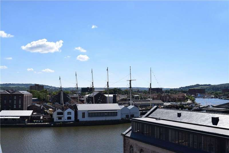 3 Bedrooms Penthouse Flat for sale in Apartment 38 New Retort House, Brandon Yard, Lime Kiln Road, Bristol, BS1