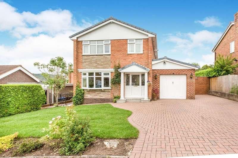 3 Bedrooms Detached House for sale in Grangefields, Biddulph, Stoke-On-Trent, ST8