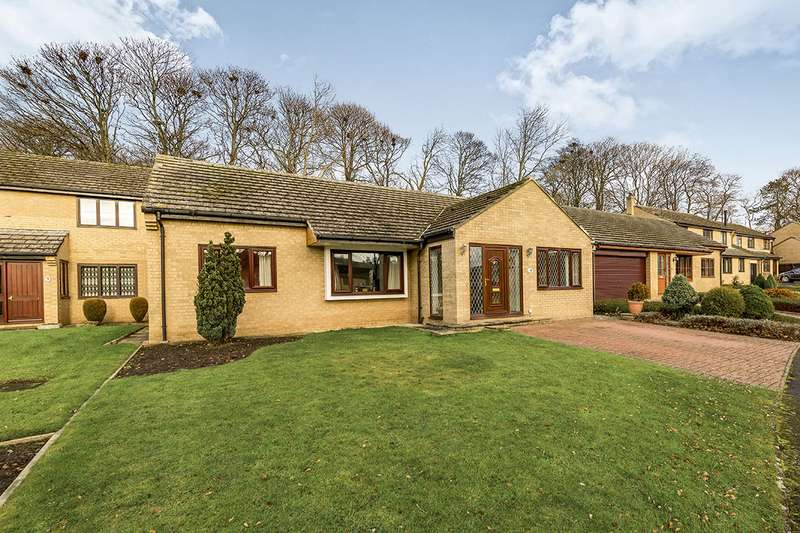 4 Bedrooms Detached Bungalow for sale in Lea Green, Wolsingham, BISHOP AUCKLAND, County Durham, DL13