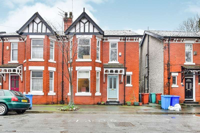 4 Bedrooms Semi Detached House for sale in Cromer Avenue, Didsbury/ West Didsbury, Manchester, M20