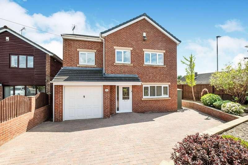 6 Bedrooms Detached House for sale in Gildingwells Road, Woodsetts, Worksop, Nottinghamshire, S81