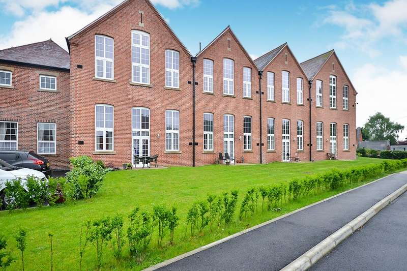 2 Bedrooms Apartment Flat for sale in Devonshire Drive, Eastwood, Nottingham, NG16