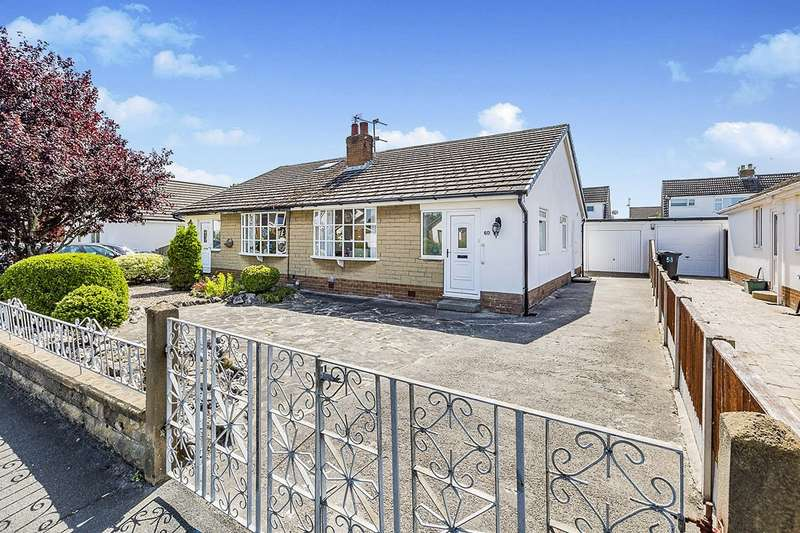 2 Bedrooms Semi Detached Bungalow for sale in Dorchester Road, Garstang, Preston, PR3