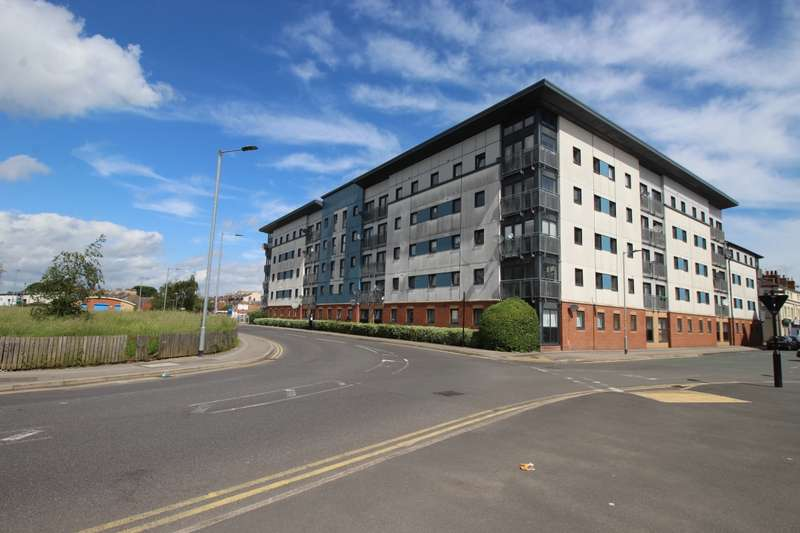 2 Bedrooms Apartment Flat for sale in Spring Street, Hull, HU2