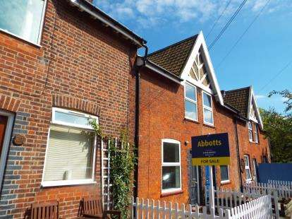 3 Bedrooms Terraced House for sale in Melton Constable