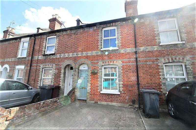 2 Bedrooms Terraced House for sale in Gosbrook Road, Caversham, Reading