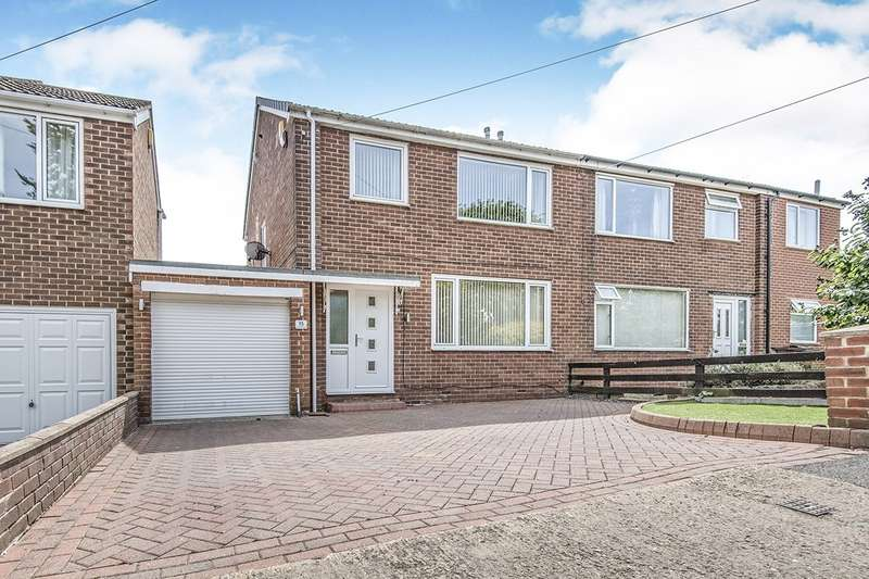 3 Bedrooms Semi Detached House for sale in Fairfield Road, Ossett, West Yorkshire, WF5