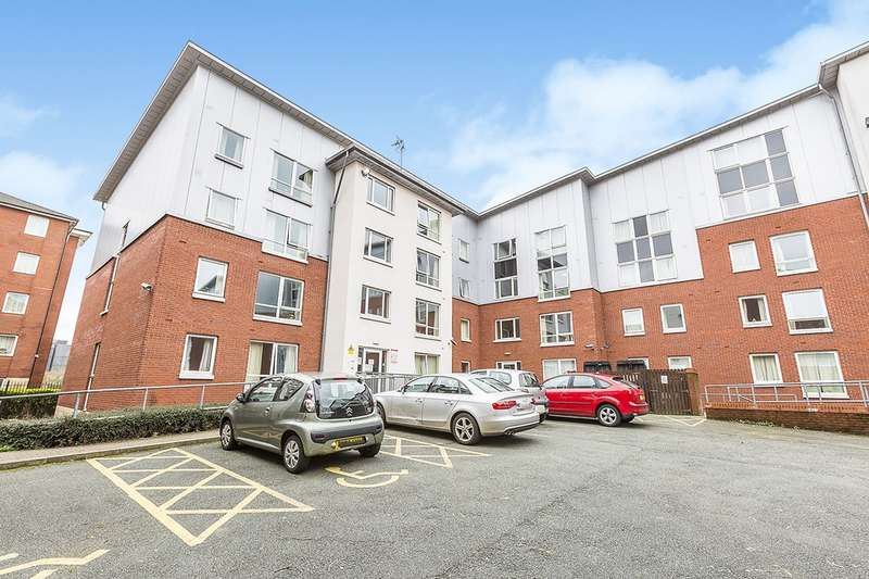 4 Bedrooms Apartment Flat for sale in The Warehouse Apartments Victoria S, Preston, PR1