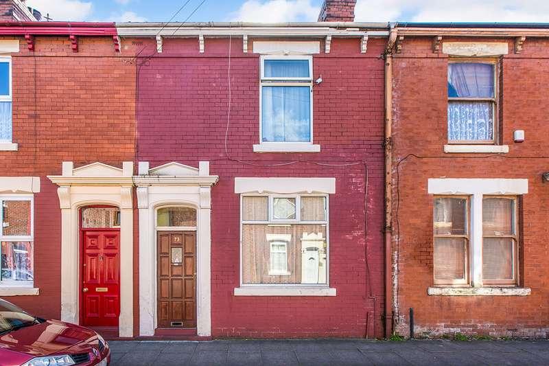 3 Bedrooms House for sale in Eldon Street, Preston, PR1