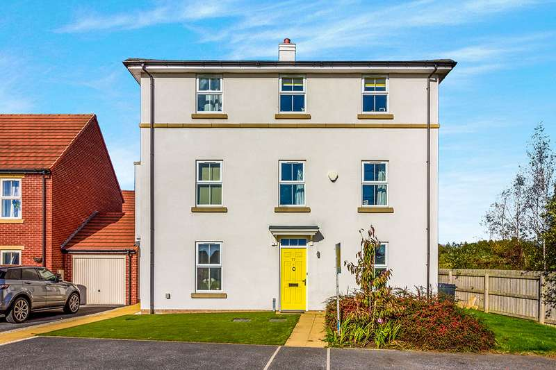 4 Bedrooms Semi Detached House for sale in Kingsbrook Chase, Wath-Upon-Dearne, Rotherham, South Yorkshire, S63
