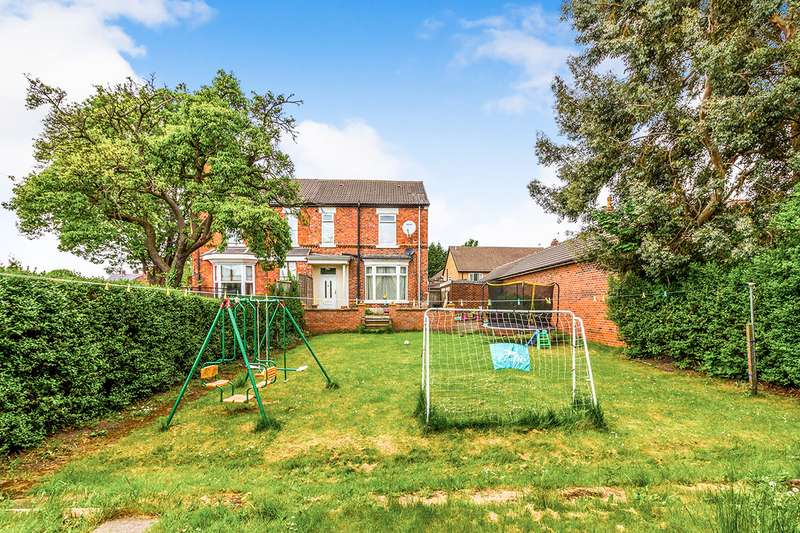 3 Bedrooms Semi Detached House for sale in Clifton Crescent South, Clifton, Rotherham, South Yorkshire, S65