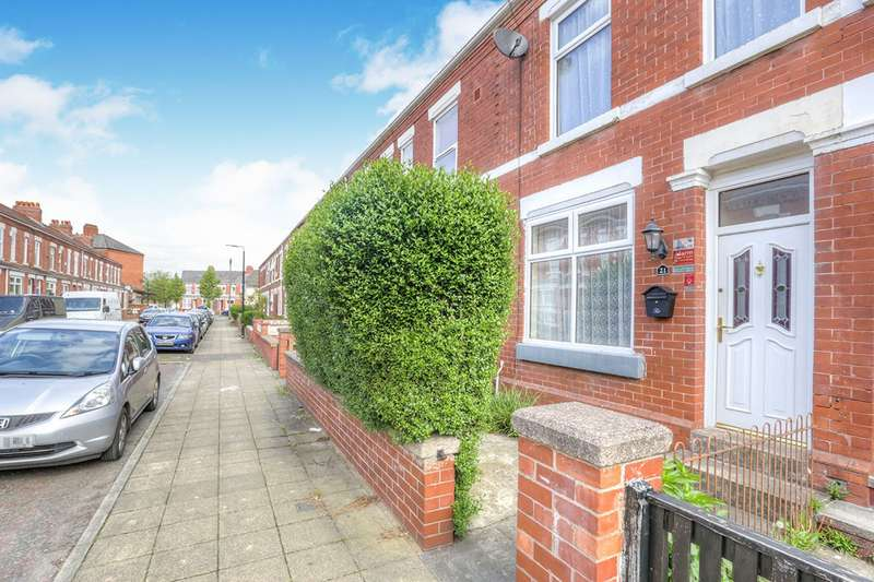 3 Bedrooms House for sale in Albion Street, Manchester, M16