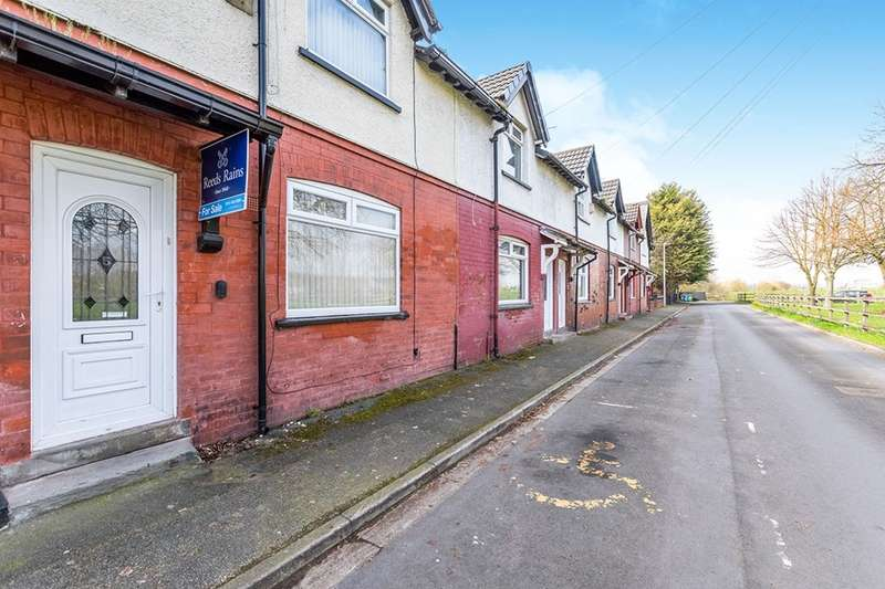 3 Bedrooms House for sale in Lovel Terrace, Widnes, Cheshire, WA8