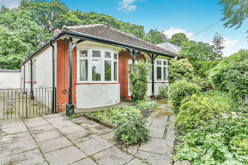 3 Bedrooms Detached Bungalow for sale in Dalewood Avenue, SHEFFIELD, S8