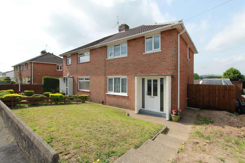3 Bedrooms Semi Detached House for sale in Greenfield Road, Rogerstone, Newport, NP10