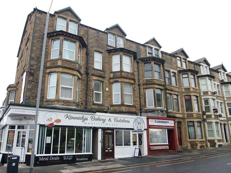 2 Bedrooms Apartment Flat for rent in Regent Road, Morecambe