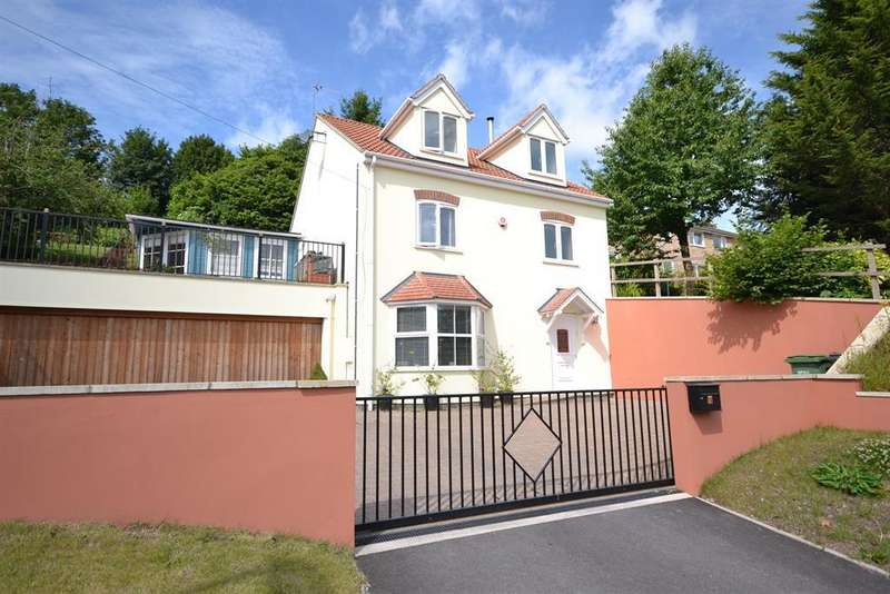 4 Bedrooms Detached House for sale in Hill Square, Cam, Dursley, GL11 5NJ