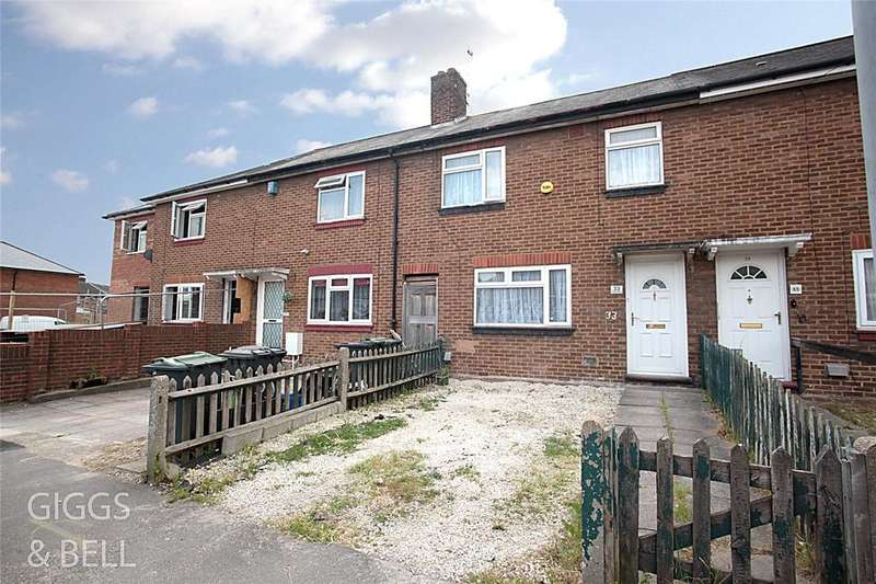 3 Bedrooms Terraced House for sale in Bristol Road, Luton, Bedfordshire, LU3