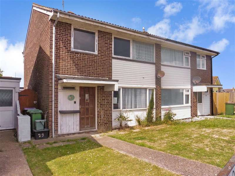 3 Bedrooms Semi Detached House for sale in Taylors Lane, , St. Marys Bay, Kent