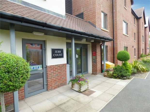 1 Bedroom Flat for sale in Dairy Grove, Ellesmere, Shropshire