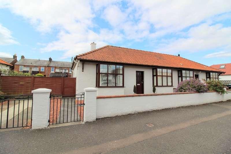 2 Bedrooms Semi Detached Bungalow for sale in Morris Road, Prestwick, KA9