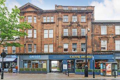 1 Bedroom Flat for sale in High Street, Ayr