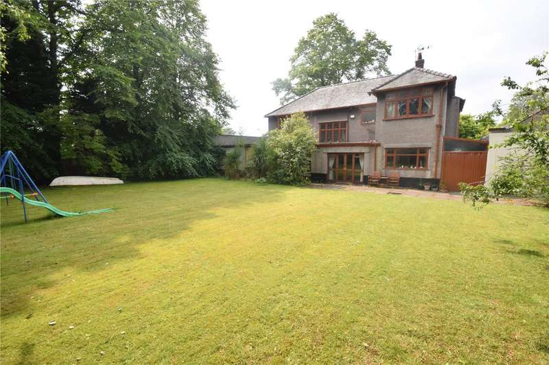 5 Bedrooms Detached House for sale in Queens Drive, Wavertree, Liverpool, L15