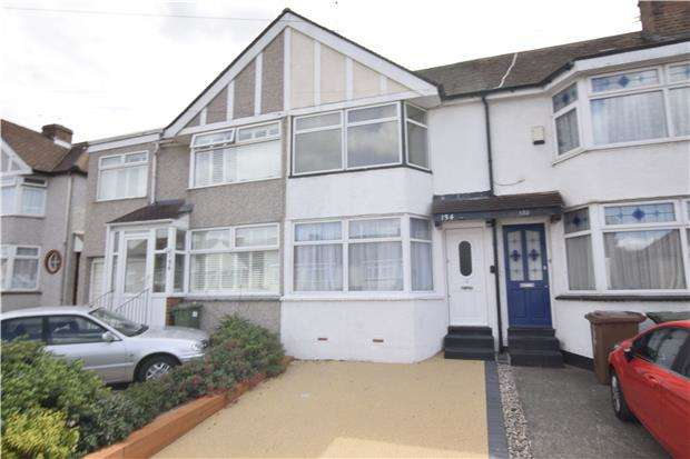 2 Bedrooms Terraced House for rent in Parkside Avenue, Bexleyheath, DA7