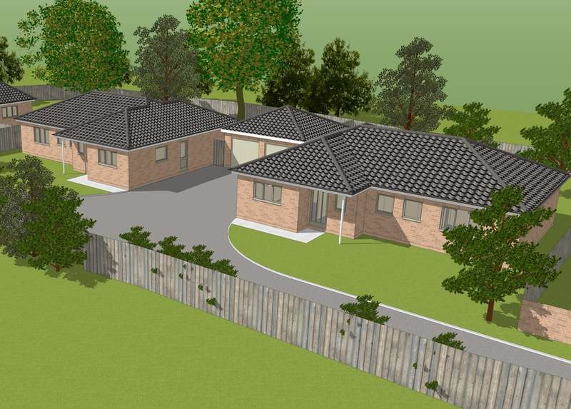 3 Bedrooms Detached Bungalow for sale in Plot 1, Garden Lane, Worlingham