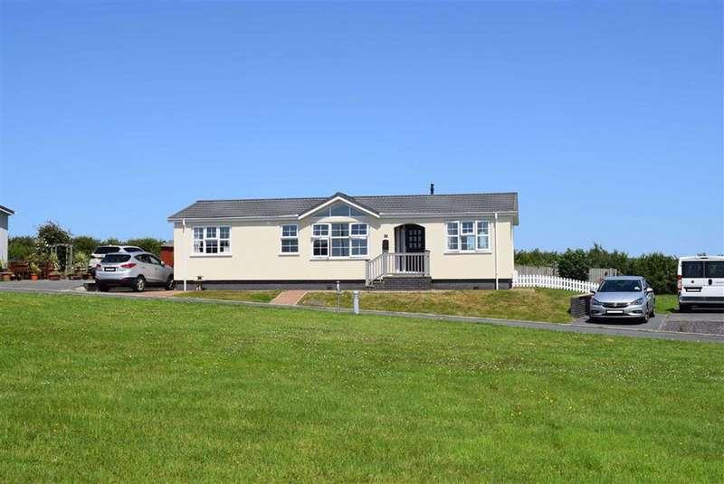 2 Bedrooms Park Home Mobile Home for sale in Camrose, Haverfordwest
