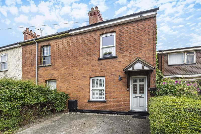 2 Bedrooms End Of Terrace House for sale in Luton Road, Chalton, LU4