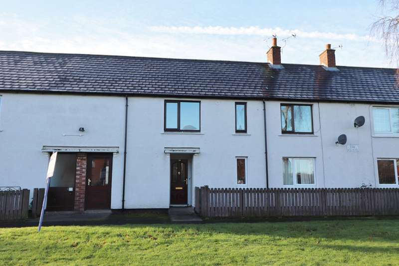 2 Bedrooms Flat for sale in The Square, Longtown, Carlisle, CA6