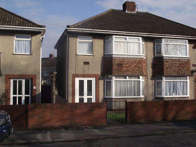 3 Bedrooms Semi Detached House for sale in Avonmouth Road, Shirehampton, Bristol