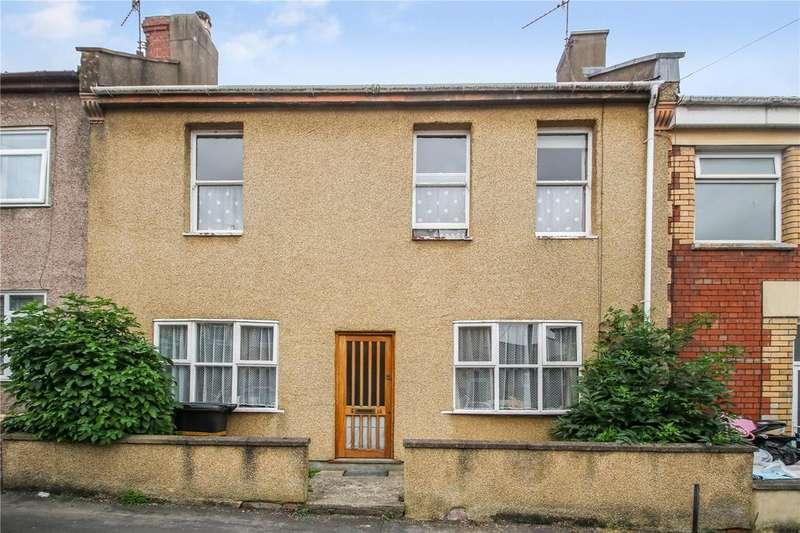 2 Bedrooms Terraced House for sale in Agate Street, Bedminster, BRISTOL, BS3