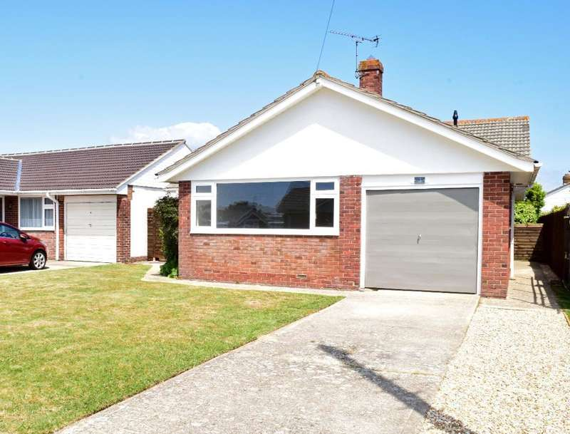 3 Bedrooms Detached Bungalow for sale in Cherry Tree Road, Seaview, Isle of Wight, PO34 5JF