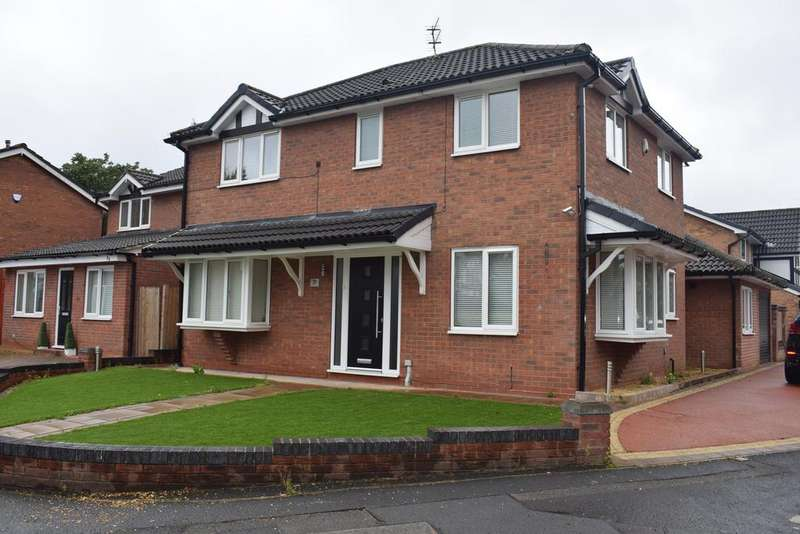 4 Bedrooms Detached House for rent in Lapwing Close, Liverpool L12