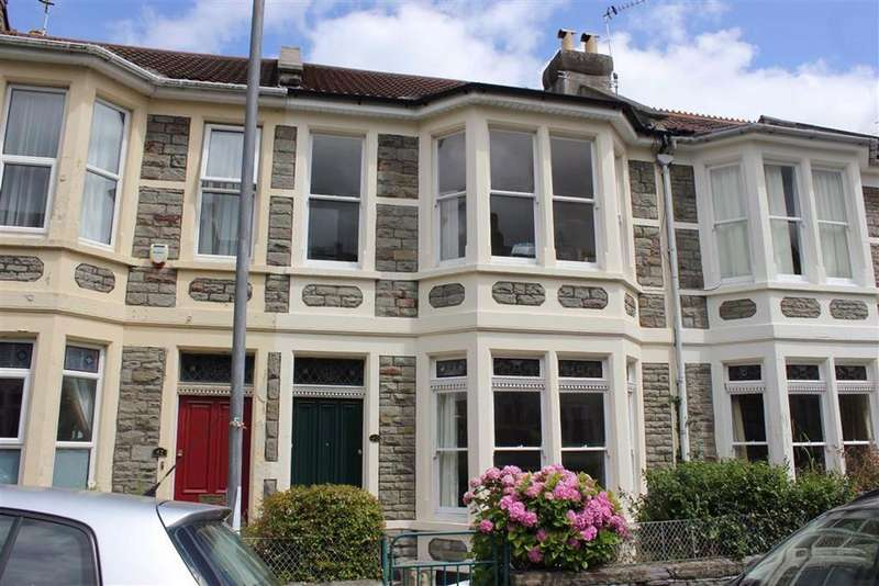 4 Bedrooms Terraced House for sale in St Albans Road, Westbury Park, Bristol