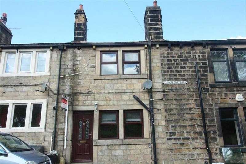 1 Bedroom Cottage House for sale in Turvin Cottages, Cragg Vale, Hebden Bridge