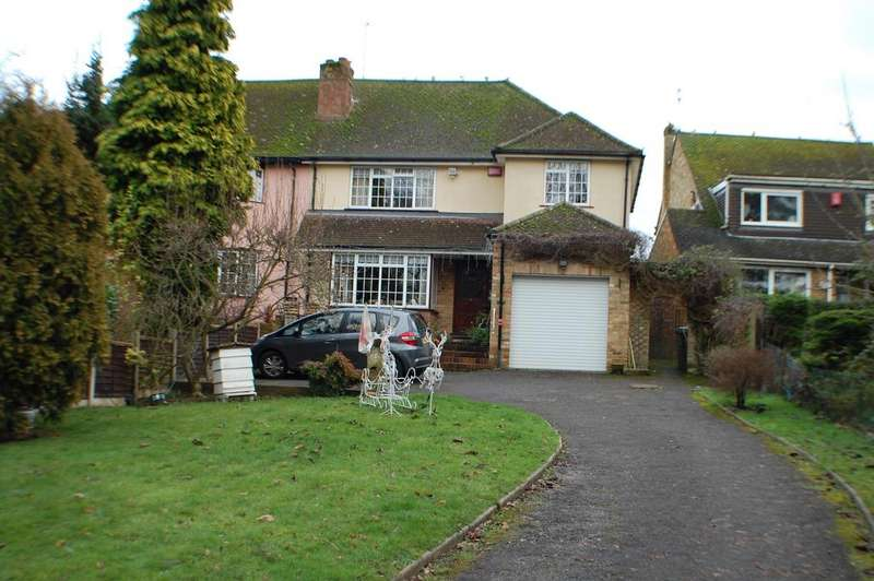 3 Bedrooms Semi Detached House for sale in Duffield Lane , Stoke Poges SL2